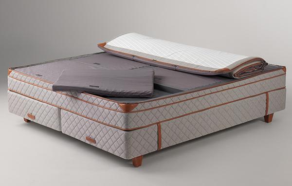 Topnotch DUX senge og tilbehør | Timm Møbler BO-17