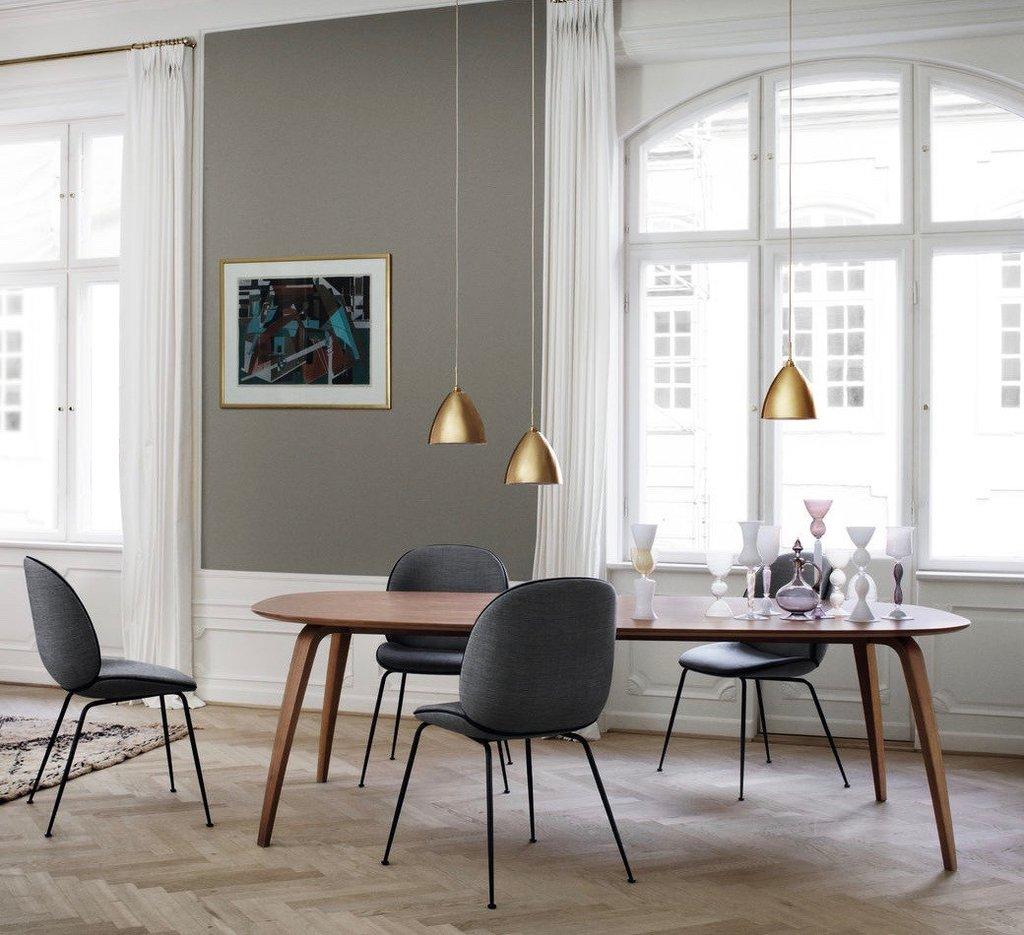 Gubi Dining Table Ellipse Spiseborde Timm M 248 Bler A S